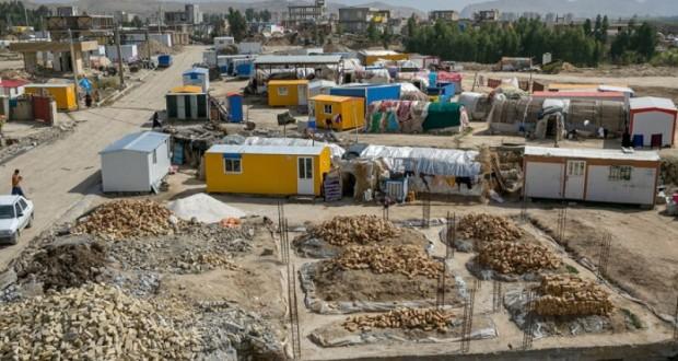 70 هزار واحد تخریبی و تعمیری مناطق زلزلهزده بازسازی شد