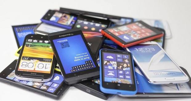 واردات گوشی موبایل 35 درصد بیشتر شد