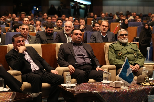 چهارمین همایش ملی مدیریت جهادی برگزار شد