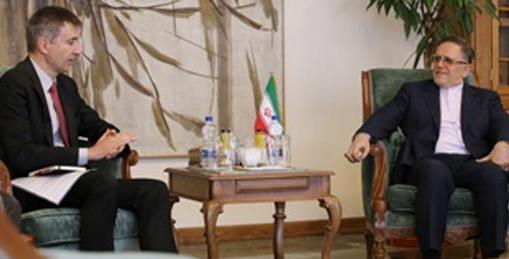 رایزنی برای تاسیس شعب بانکهای ایران در سوئیس