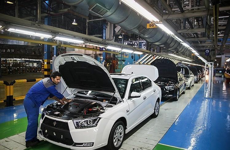 تولید محصولات ایران خودرو در بلاروس از سرگرفته میشود