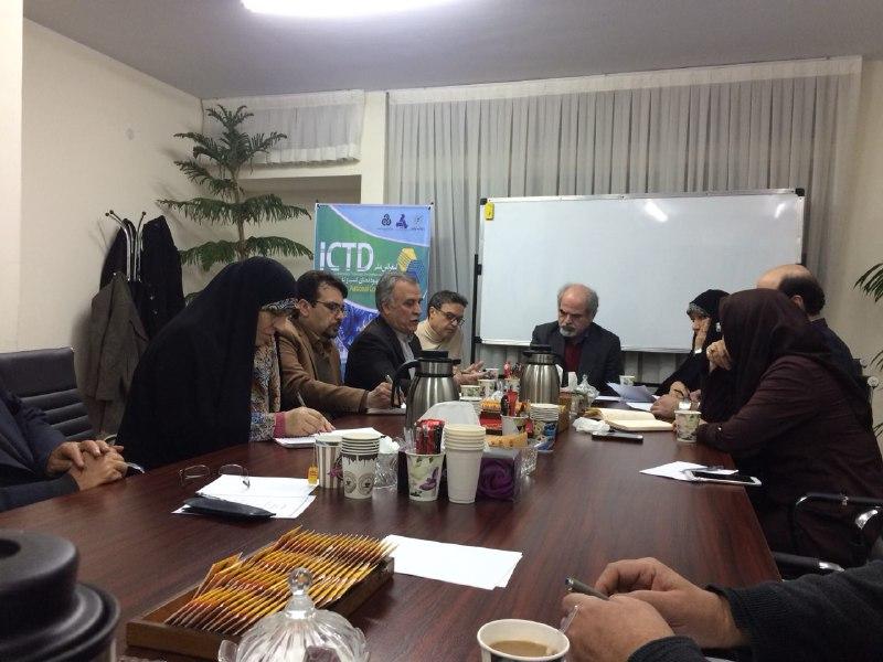 یازدهمین جلسه کمیسیون توسعه بازرگانی بنیاد امید ایرانیان برگزار شد