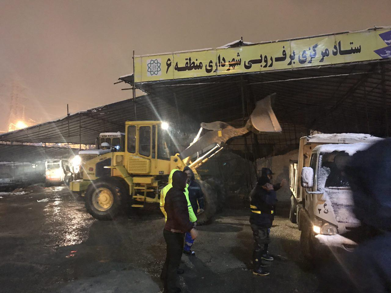 معابر قلب تهران ایمن و قابل تردد هستند