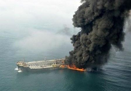 اقدام های شرکت ملی نفتکش یک سال پس از سانحه سانچی