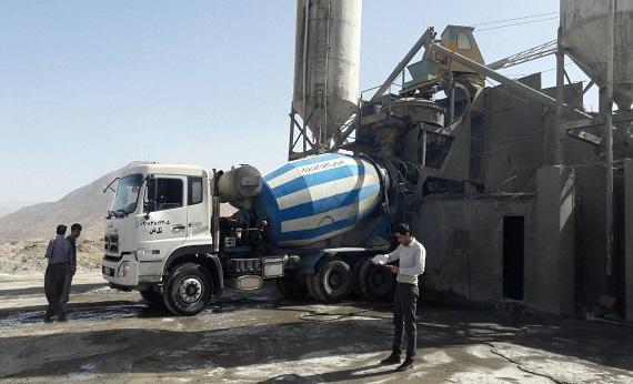 اعمال محدودیت تردد برای کامیونهای بتن در تهران ۱۲ هزار نفر را بیکار میکند