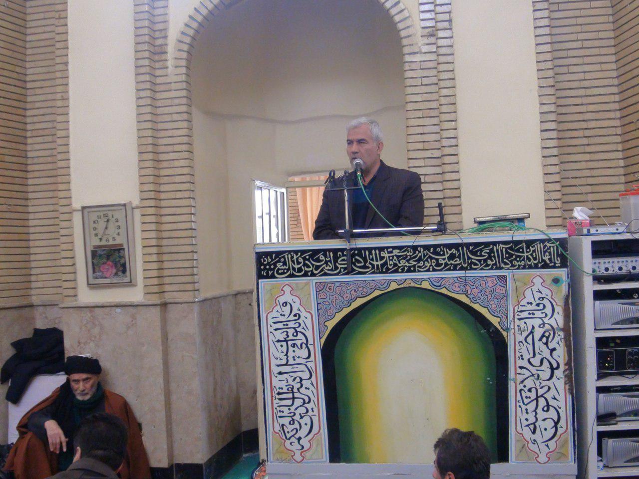 اقدام موثری در بخش آب کرمانشاه بعد از انقلاب صورت گرفته است