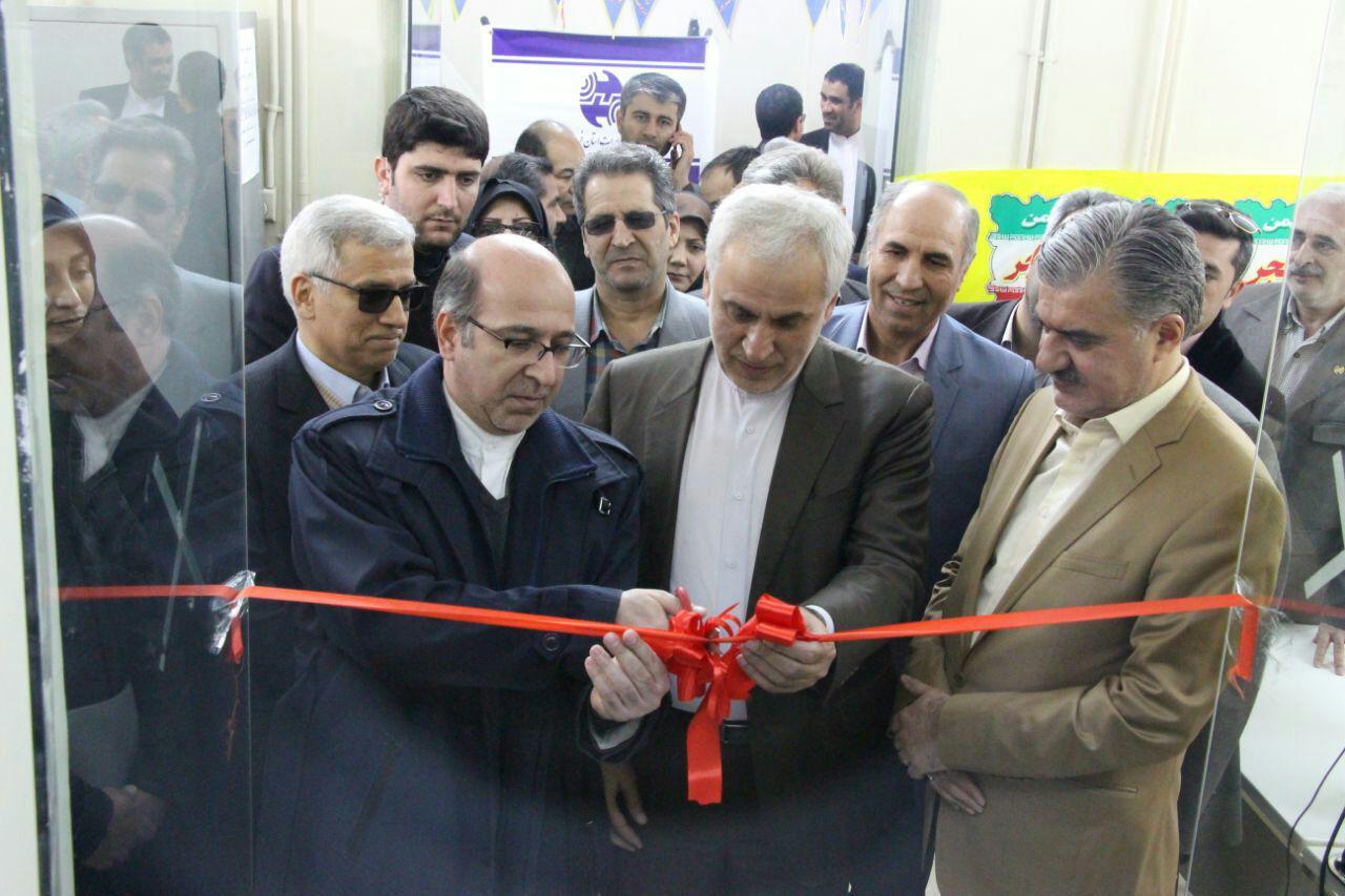 افتتاح متمرکز ۳۴۲طرح مخابراتی خراسان شمالی در شیروان