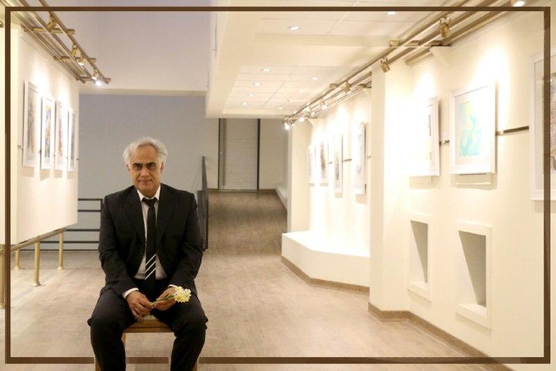۳ نمایشگاه هفت رنگ عشق با بیش از ۱۳۰ اثر هنری برگزار می شود