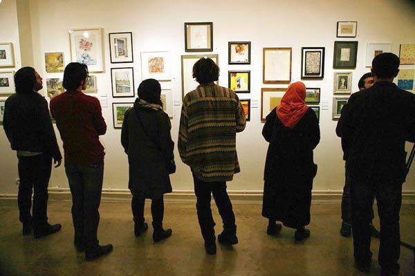 برگزاری هفتمین نمایشگاه فروش آثار چند نسل هنرمندان معاصر ایران