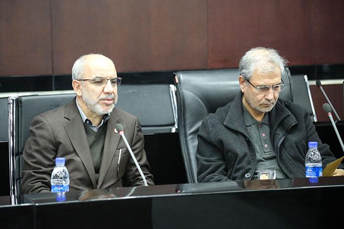بانک سپه، میزبان جلسه مشترک وزیر کار با مدیران عامل بانکها
