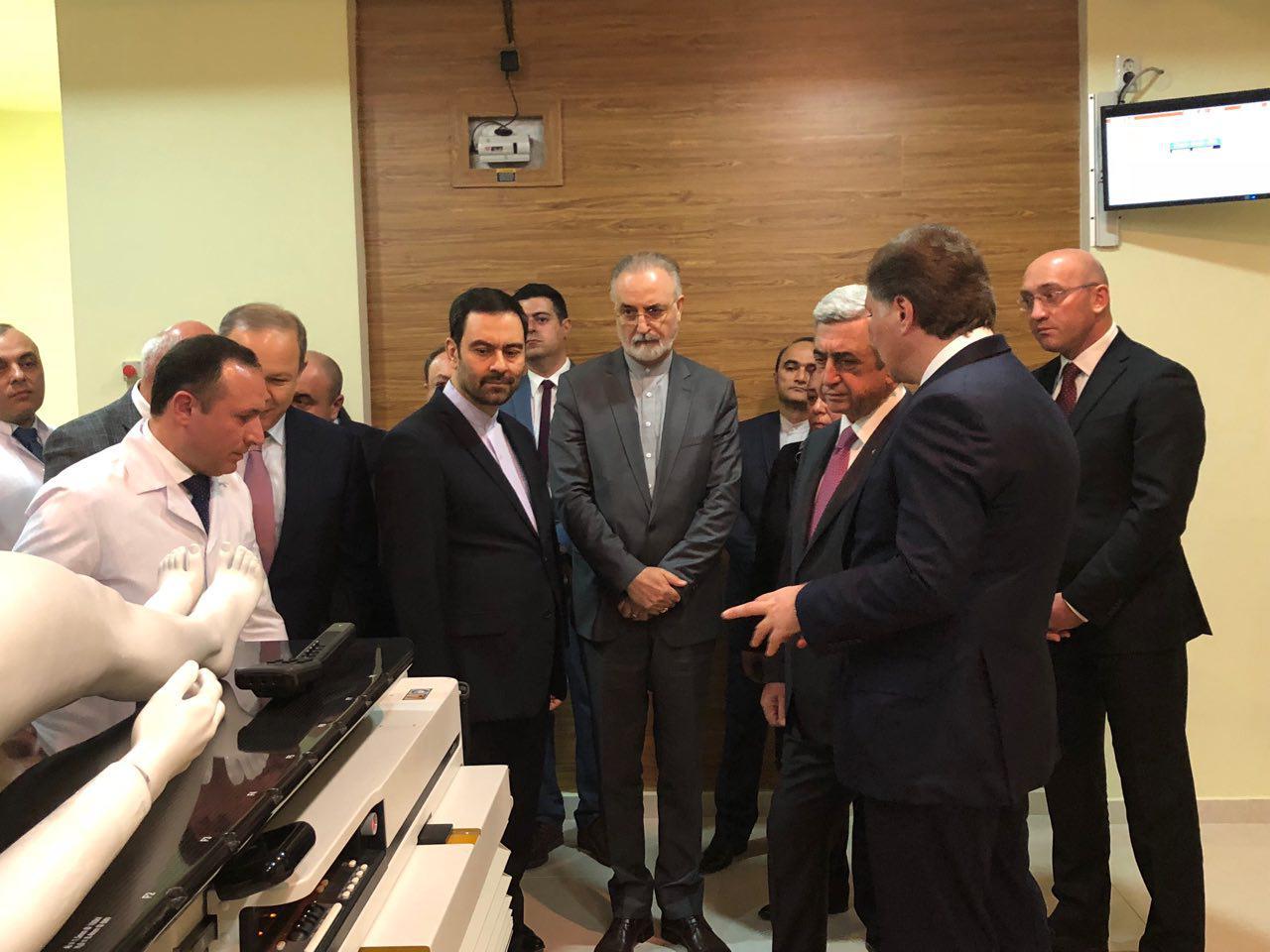 قرارداد تبادل برق و گاز میان ایران و ارمنستان امضا شد