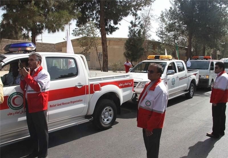 امدادرسانی به ۸۱۴ نفر در ۶ روز گذشته