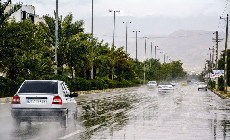بارندگی در استانها ادامه دارد، نیروهای امدادی در آمادهباش