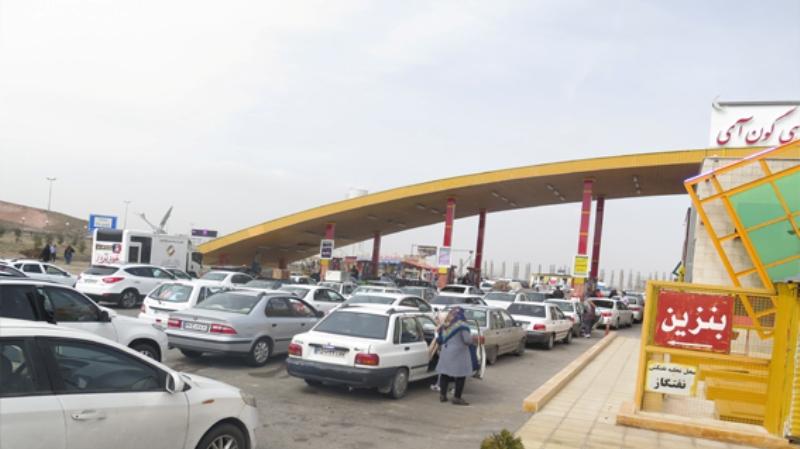 مسدود شدن۳۵۰ هزار کارت سوخت مهاجر در سیستان و بلوچستان