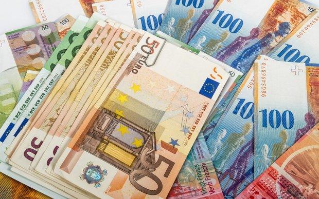 یک میلیارد و یکصد و ۶۵ میلیون یورو کاهش ارزبری