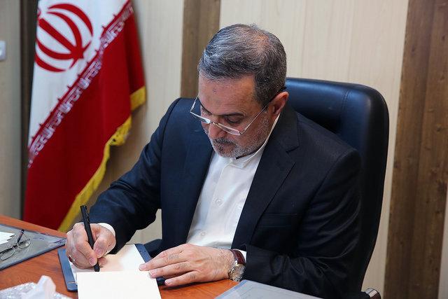 تقدیر وزیر آموزش و پرورش از بانک ملی ایران