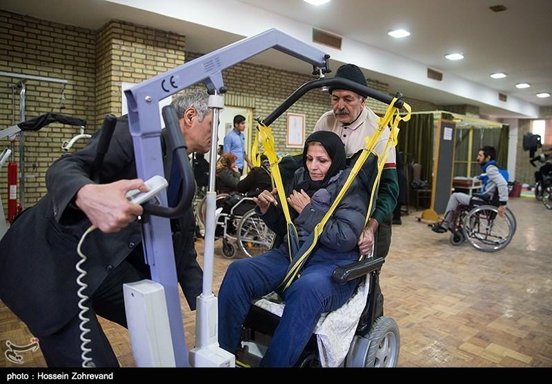 افتتاح مرکز روزانه توانبخشی و آموزشی افراد ضایعات نخاعی طرشت