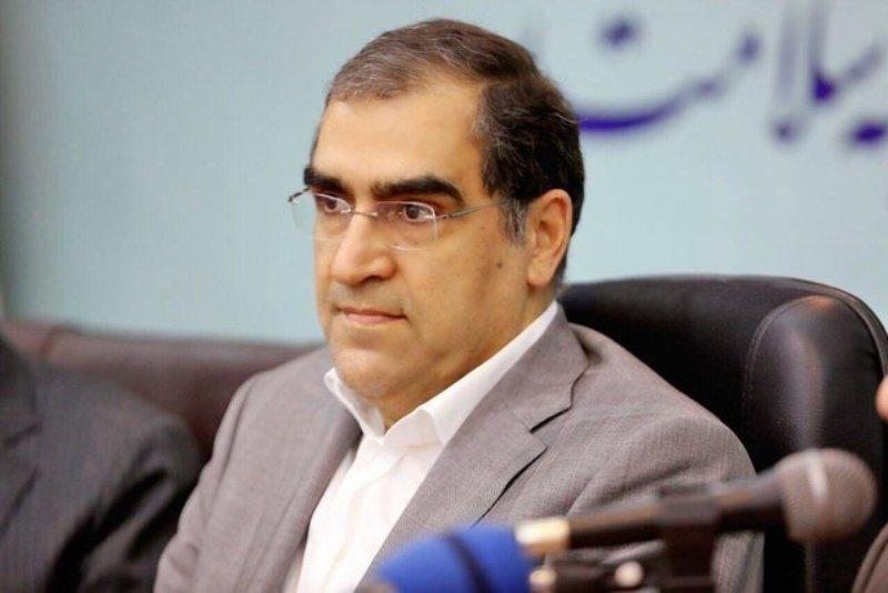 تداوم غیبت وزیر بهداشت در جلسات هیات دولت