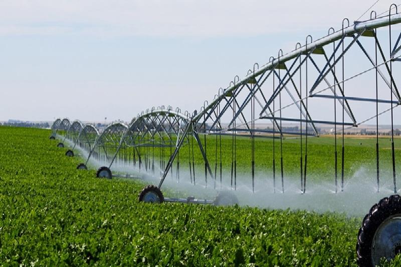 ۲ میلیون و ۴۰۰ هزار هکتار آبیاری مدرن در کشور اجرایی شده است