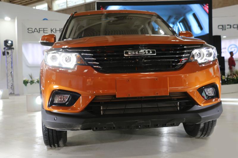 رونمایی از دو خودرو جدید در نمایشگاه بین المللی خودرو مشهد