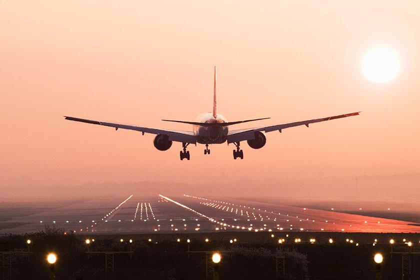 از سرگیری پروازهای ایرلاین هلندی از آسمان ایران