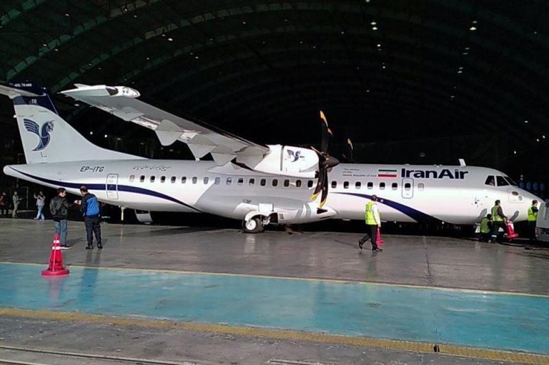 پنج میلیون یورو قطعات یدکی هواپیما وارد کشور شد