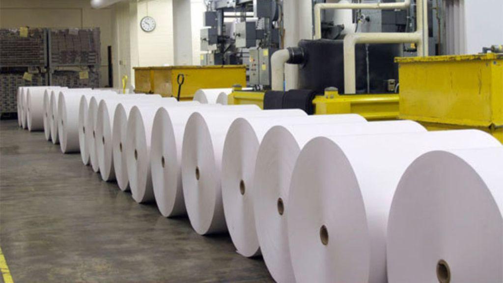 صدور مجوز واردات فوری ۲۰ هزار تن کاغذ مطبوعات