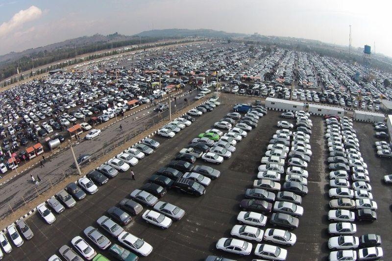 خودروها پس از تکمیل تحویل مشتریان میشود