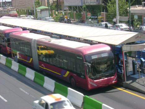 بستن پنجرههای اتوبوس ممنوع!