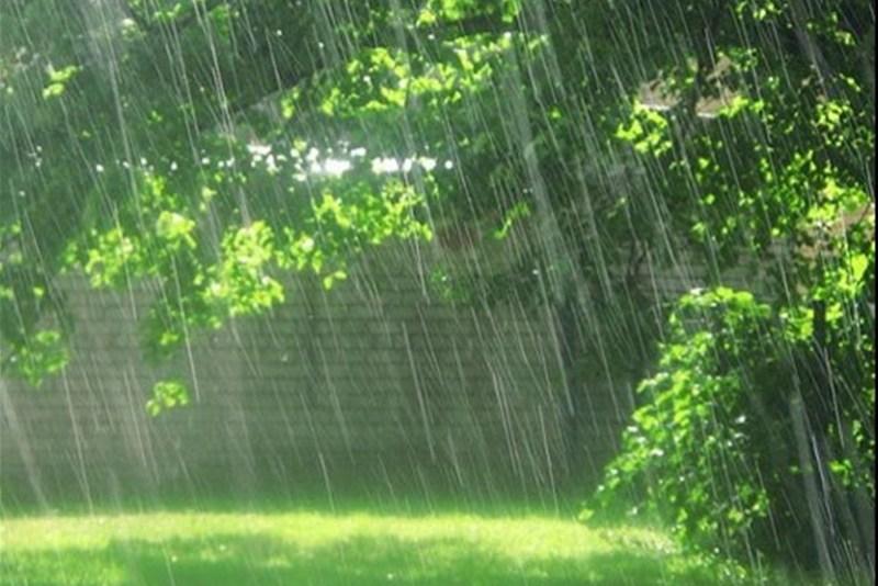 رگبار باران و رعدوبرق در برخی استانهای کشور