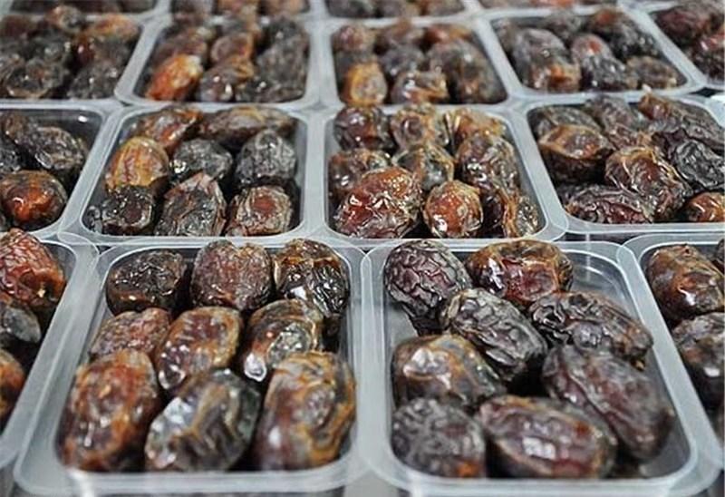 خرمای مضافتی ماه مبارک رمضان تامین است