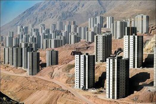 احداث ١٠٠ هزار واحد مسکونی برای کارکنان نیروهای مسلح