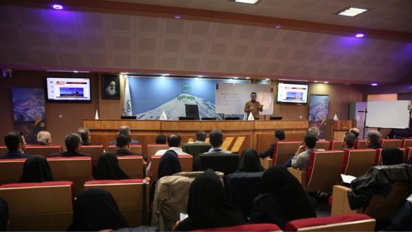 برگزاری دوره آموزشی مدیریت ریسک و عملیات صدور بیمه نامه های انرژی بیمه البرز