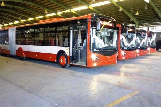 تغییر مبداء ۶ خط اتوبوس رانی در شهرری