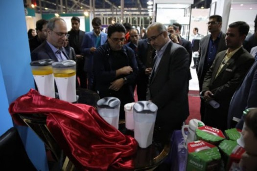 رونمایی از دو محصول دانش بنیان در مشهد