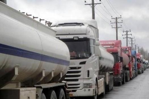 آمادگی سوخت رسانی به مناطق زلزلهزده گیلانغرب