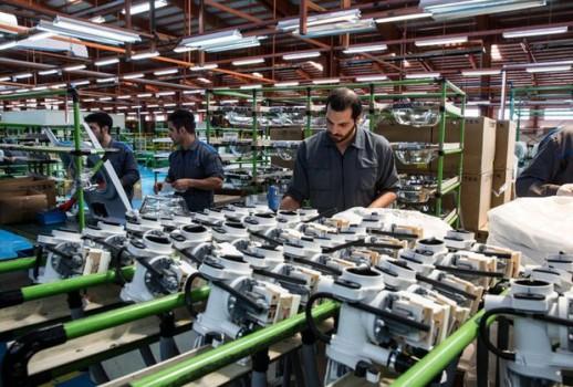 ۱۲۰۰ واحد صنعتی راکد به تولید باز گشتند