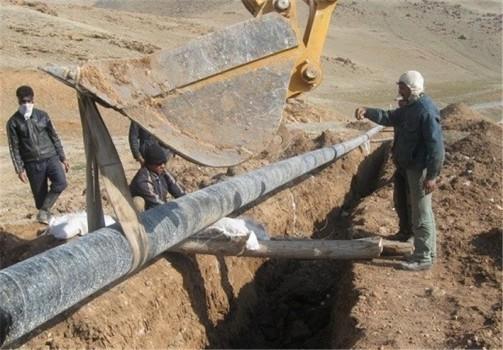 کمپرسور انتقال گاز سکوی نوروز ۲ راهاندازی شد