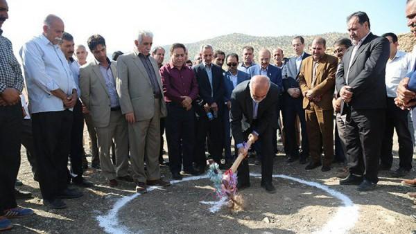 بانک پاسارگاد ساخت ۱۶ مدرسه در مناطق سیلزده استان لرستان را آغاز کرد