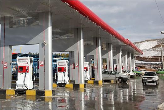 بهرهبرداری از ۵ جایگاه عرضه سوخت در منطقه اصفهان