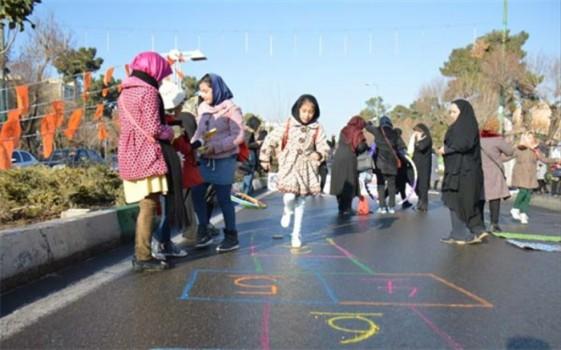 استقبال شهروندان از برنامه خیابان ورزش منطقه ۱۰