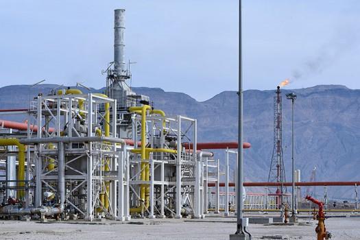 مخاطرات نواحی فرآیندی پالایشگاه گاز ایلام شناسایی شد