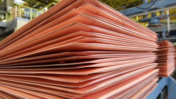 تولید کاتد مس رشد ۳۵ درصدی را ثبت کرد