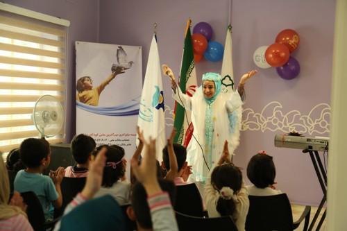 فعالیتهای استارت آپی آموزش کودکان کار در مرکز پرتو