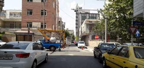 خیابان سنندج منشعب از خیابان شهید مطهری بازگشایی شد