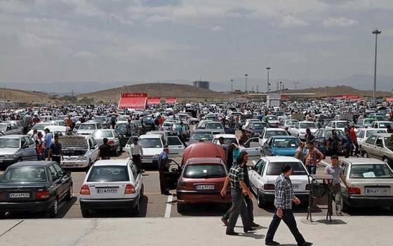 قیمت خودرو همچنان بر مدار کاهش