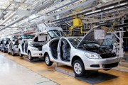 تولید خودروسازان از مرز ۲۰۳ هزار دستگاه گذشت