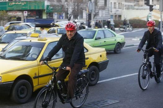 افزایش مسیرهای دوچرخه در پایتخت