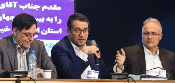 ترافیک دیپلماسی اقتصادی وزیر صمت در نیمه دوم آذرماه