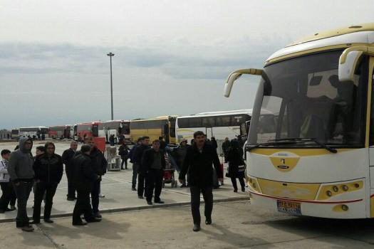 الزام رانندگان اتوبوس به اعلام حضور در پاسگاه پلیس از ۱۰ شب تا ۷ صبح